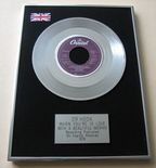 DR. HOOK - WHEN YOU'RE IN LOVE WITH A BEAUTIFUL WOMAN Platinum single presentation Disc